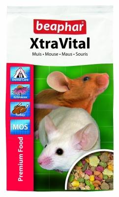 Beaphar XtraVital Futter für Mäuse  500 g