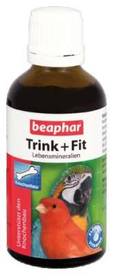 Beaphar Trink + Fit Lebensmineralien 50 ml