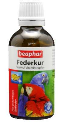 Beaphar Feather cure (for skin & feather) 50 ml