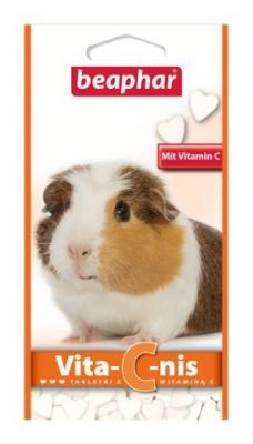 Beaphar Vita-C-nis for Guinea Pigs  50 g