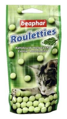 Beaphar Rouletties Cat Nip 80 St. Katzenminze 45 g