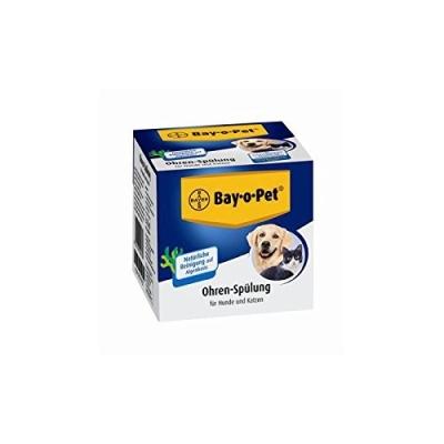 Bay-o-Pet Ohren-Spülung Hund und Katze 2x25 ml