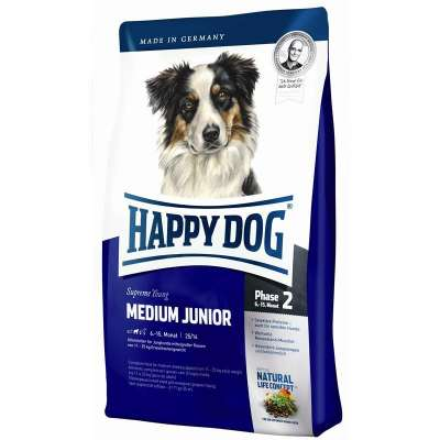 Happy Dog Supreme Young Medium Junior 10 kg