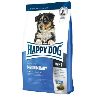 Happy Dog Supreme Medium Baby 10 kg