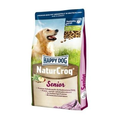 Happy Dog NaturCroq Senior  15 kg, 4 kg