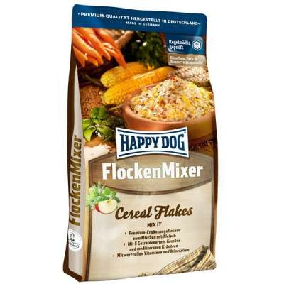 Happy Dog Hiutale Mikseri  1 kg, 10 kg, 3 kg
