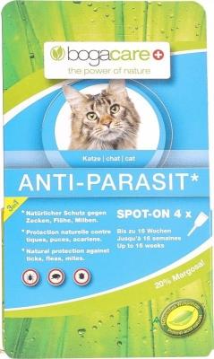 Bogacare ANTI-PARASIT Spot-on 0.75 ml
