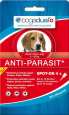Anti-Parasit Spot-On Hund klein Bogadual 4x1.5 ml