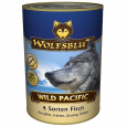 Wild Pacific 4 kinds of fish, potatoes, fruits, ginseng and herbs Wolfsblut 395 g