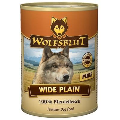 Wolfsblut Wide Plain Pure 100 % caballo llano  395 g