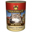 Wolfsblut Red Rock canguro y calabaza  395 g