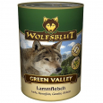 Wolfsblut Nassfutter Green Valley Lamb meat 395 g