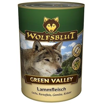 Wolfsblut Nassfutter Green Valley Lamb meat  800 g, 395 g