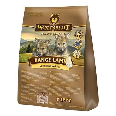 Wolfsblut Range Lamb Puppy à l'Agneau et au Riz 15 kg