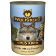 Wolfsblut Cold River wet food Trout with Sweetpotato  verkkokauppa