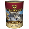 Wolfsblut Blue Mountain Wild with Potato 395 g