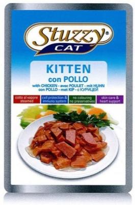 Stuzzy Cat Kitten mit Huhn 100 g