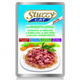 Stuzzy Cat Jelly Ham & Veal 100 g