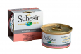 Schesir Cat Can Natural Salmon 85 g