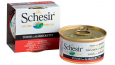 Schesir Tuna with Shrimps in Jelly  85 g