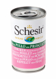 Schesir Cat Can Chicken & Ham 140 g