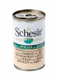 Schesir Cat Can Chicken fillet with rice 140 g - Kattmat med ris