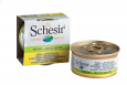 Schesir Cat Tuna with anchovies in broth 70 g
