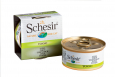 Schesir Cat Broth Tuna 70 g - Kattmat med ris