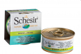 Cat Broth Tuna with bream från Schesir 70 g