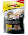 GimCat Nutri Pockets Taurine - Beauty Mix 150 g