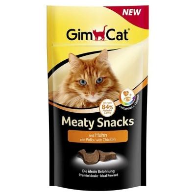 GimCat Meaty Snacks com Frango Frango 35 g