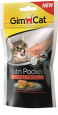 GimCat Nutri Pockets Salmon and Omega 3&6 60 g