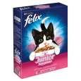 Junior Sensations Met Kip, Granen & Melk  1 kg  van Droogvoer voor kittens