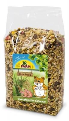 JR Farm Zwerghamster Schmaus  600 g
