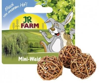 JR Farm Mini Weiden-Spielball  3x20 g