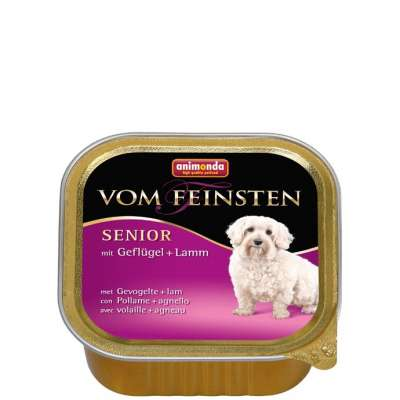 Animonda Vom Feinsten Senior Poultry & Lamb  150 g