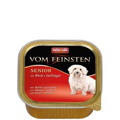 Animonda Vom Feinsten Senior Beef & Poultry  150 g