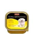 Animonda Vom Feinsten Light Lunch Turkey & Cheese 150 g - Hondenvoer met Kalkoen