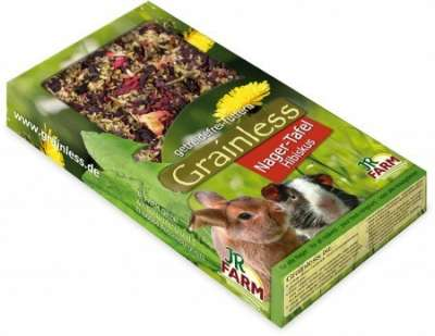 JR Farm Grainless Nager-Tafel Hibiskus  150 g