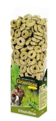 JR Farm Grainless Erbsen - Ringe  150 g