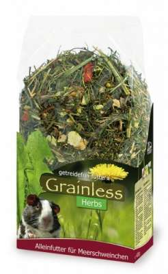 JR Farm Grainless Herbs Meerschweinchen  400 g
