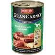 Często kupowane produkty wraz z Animonda GranCarno Original Adult Wołowina i Jeleń z Jabłkiem
