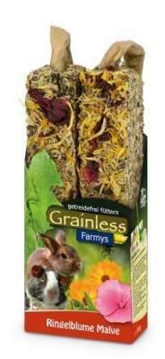 JR Farm Farmys Grainless Ringelblume-Malve  140 g