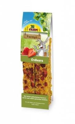 JR Farm Farmys Erdbeere  160 g