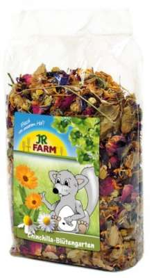 JR Farm Chinchilla - Blütengarten  50 g