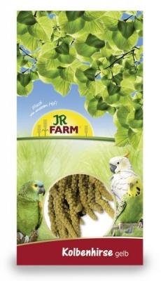 JR Farm Kolbenhirse gelb  500 g, 250 g