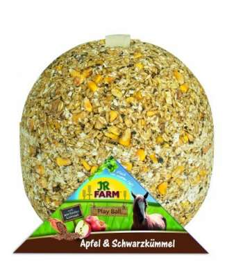 JR Farm Horse Play - Ball Apfel & Schwarzkümmel  1.75 kg