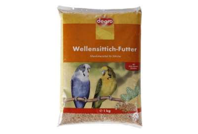 Degro Wellensittich-Futter  1 kg