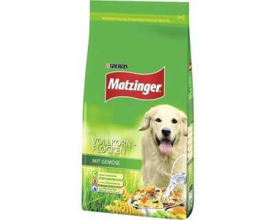 Matzinger Wholegrain flakes with vegetables  7 kg, 1.5 kg
