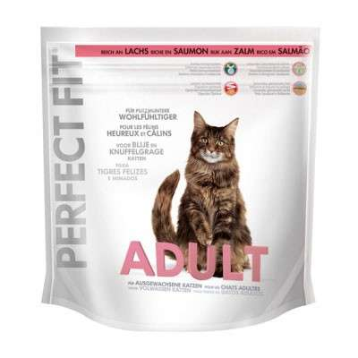 Perfect Fit Katze Adult reich an Lachs 2.9 kg, 750 g, 1.4 kg